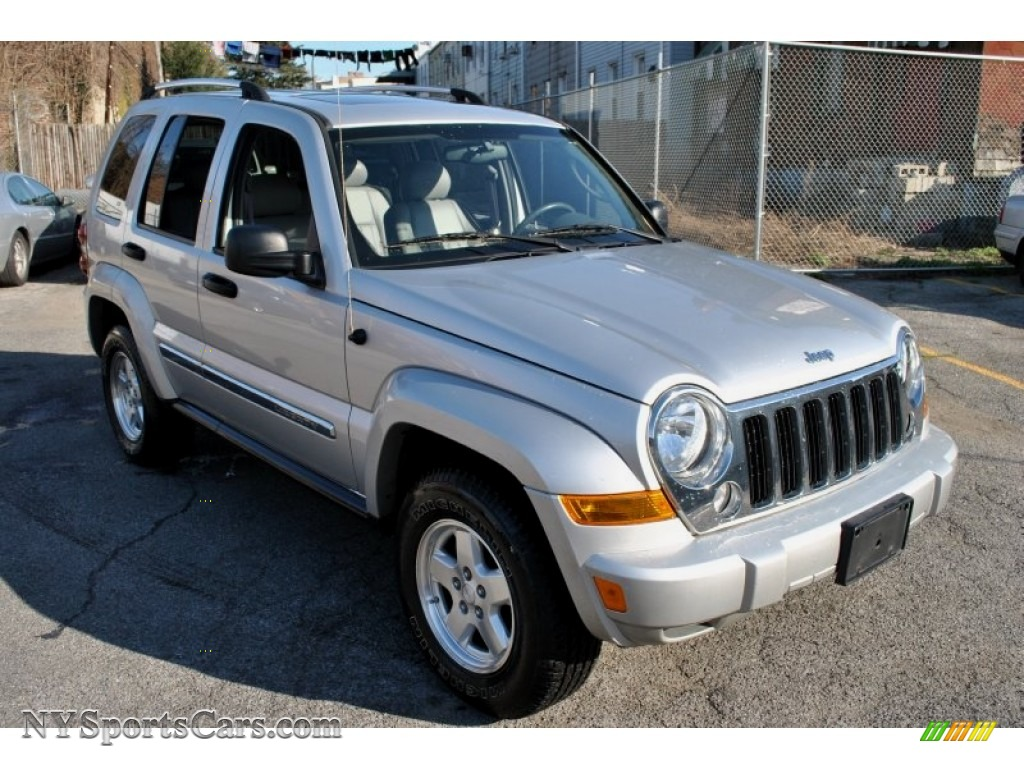 2005 Jeep Liberty CRD Limited photo - 1