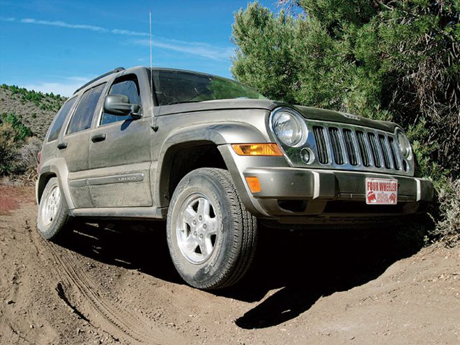 2005 Jeep Liberty CRD Limited photo - 2