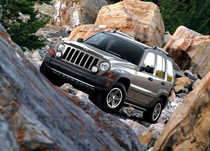 2005 Jeep Liberty Renegade 3.7 photo - 2