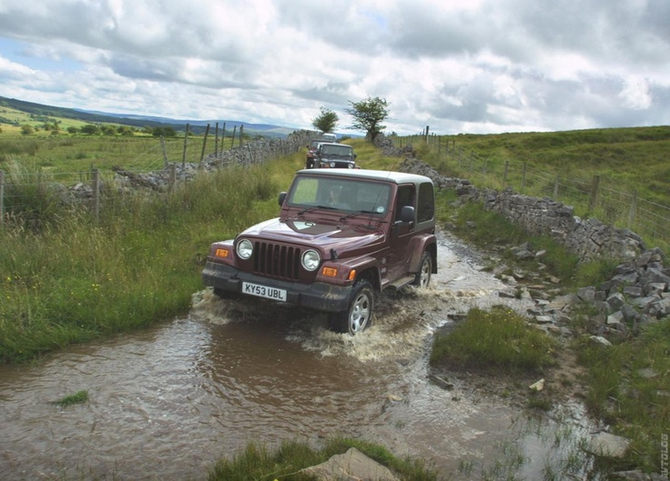 2005 Jeep Wrangler UK Version photo - 3