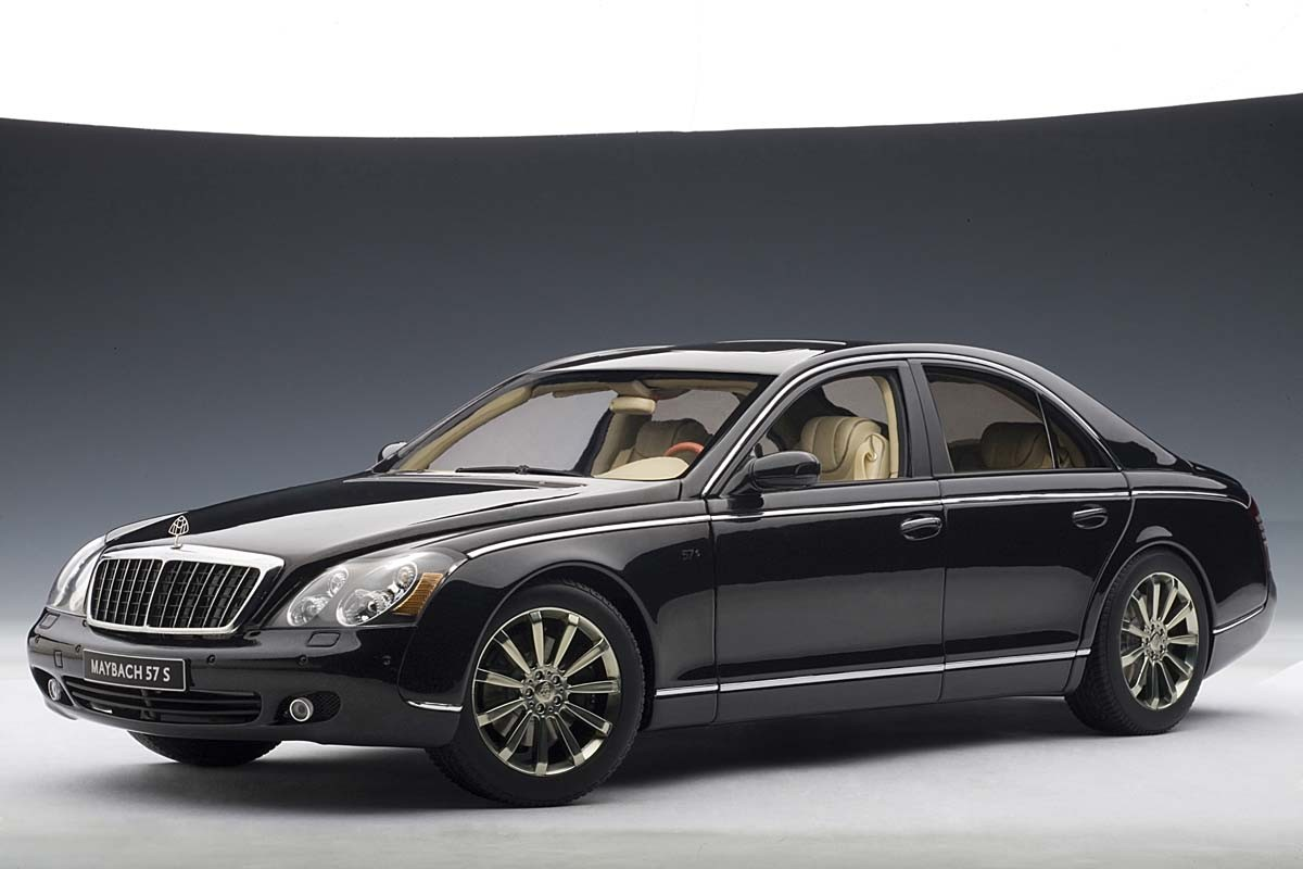 2005 Maybach 57S Special photo - 1