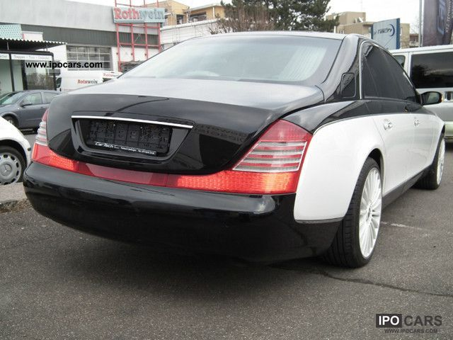 2005 Maybach 57S Special photo - 3