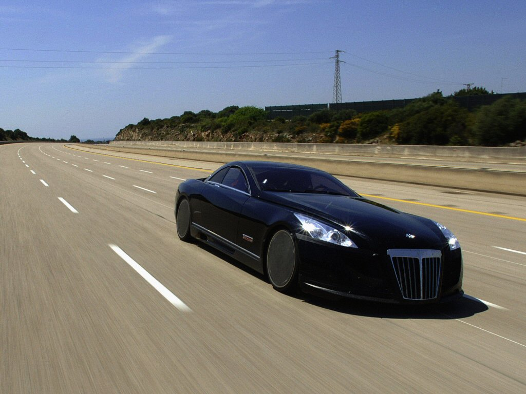2005 Maybach Exelero photo - 1
