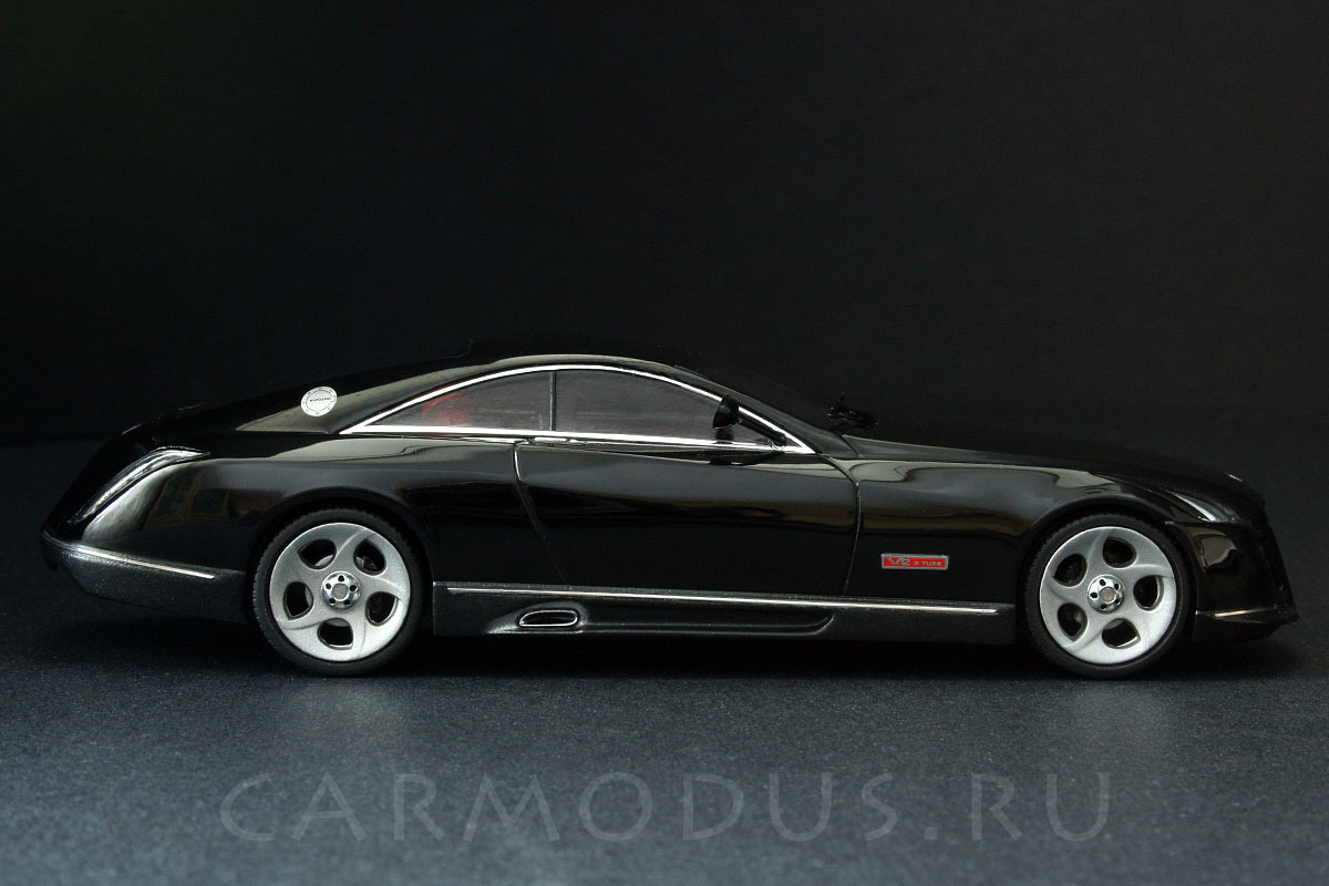 2005 Maybach Exelero photo - 3