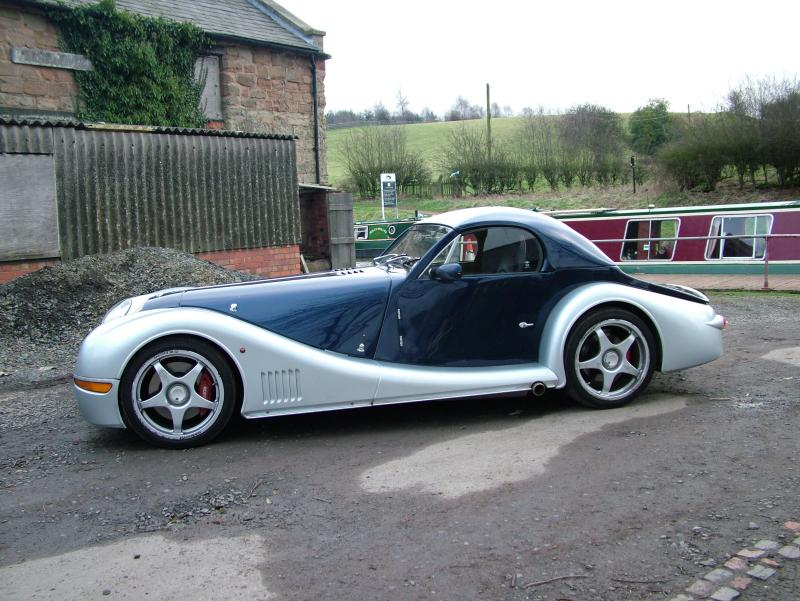2005 Morgan Aero 8 photo - 1