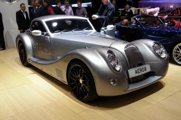 2005 Morgan Aero 8 photo - 3