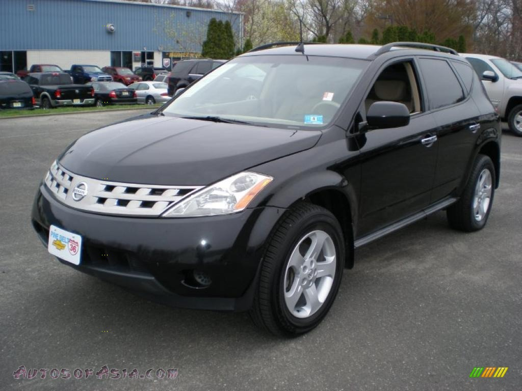 2005 nissan murano car photos catalog 2018. Black Bedroom Furniture Sets. Home Design Ideas