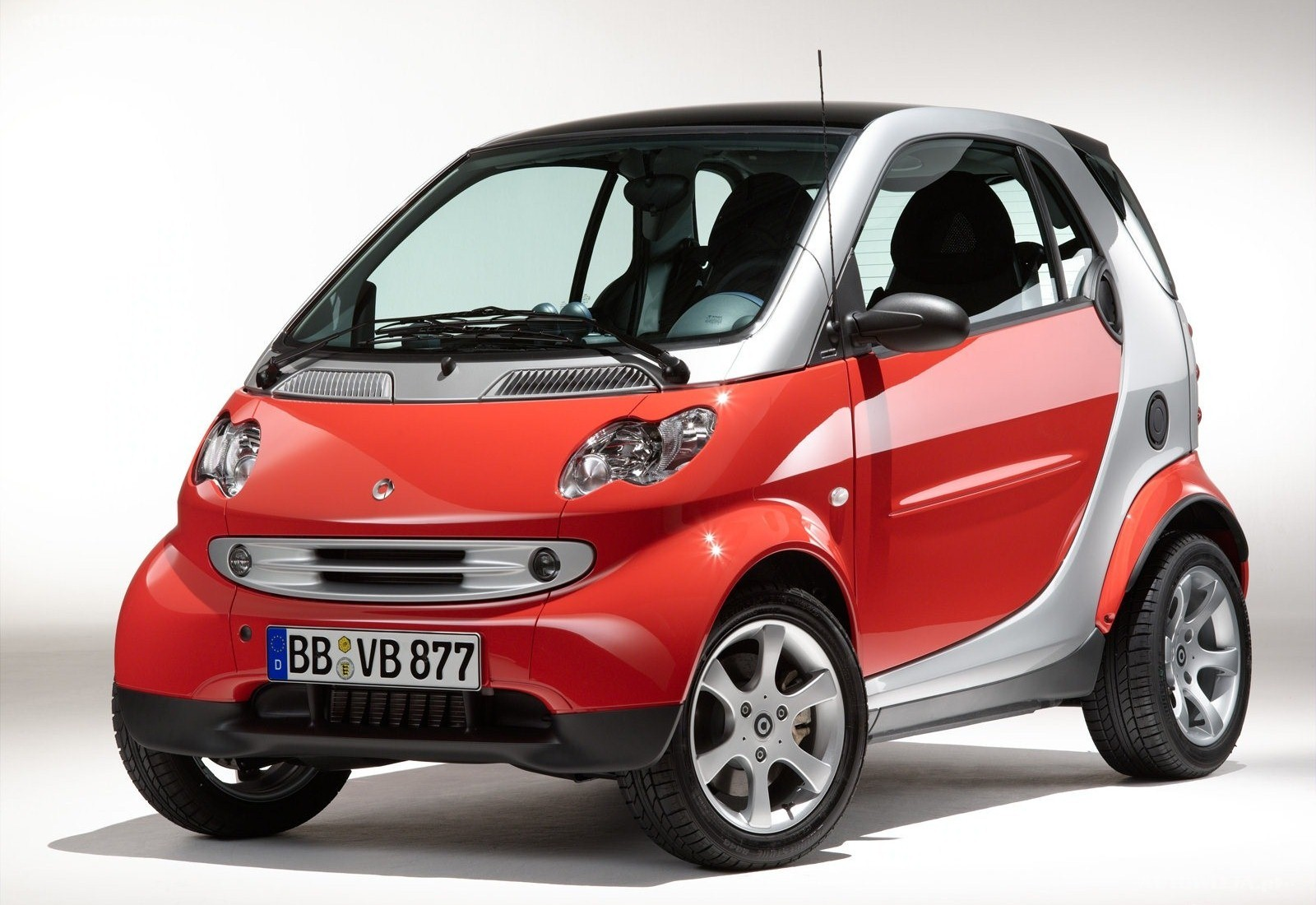 2005 Smart fortwo coupe photo - 1