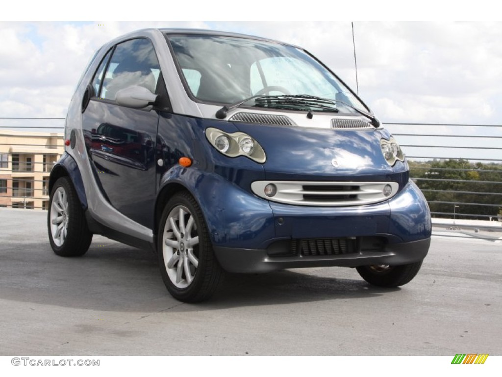 2005 Smart fortwo coupe photo - 2