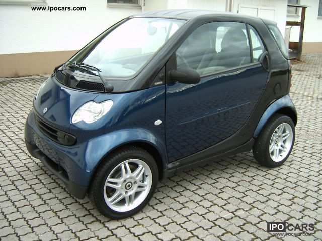 2005 Smart fortwo coupe photo - 3