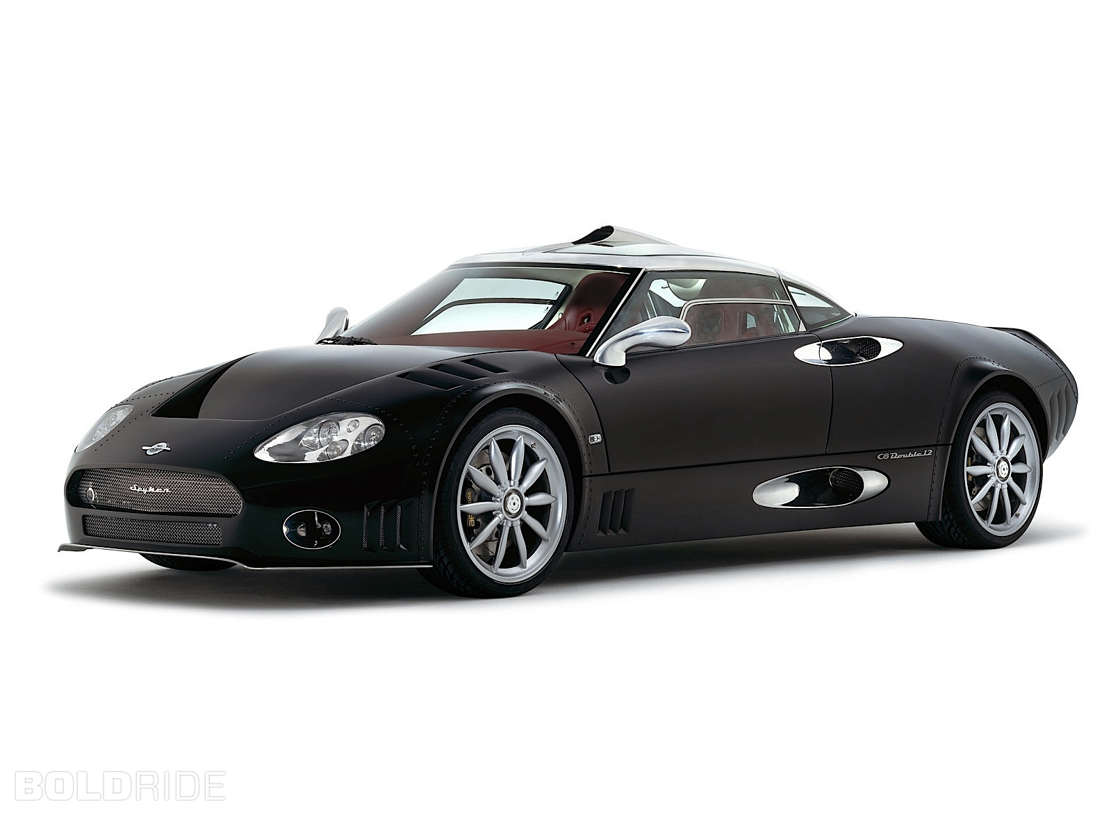 2005 Spyker C8 Double 12 S Spyder photo - 1