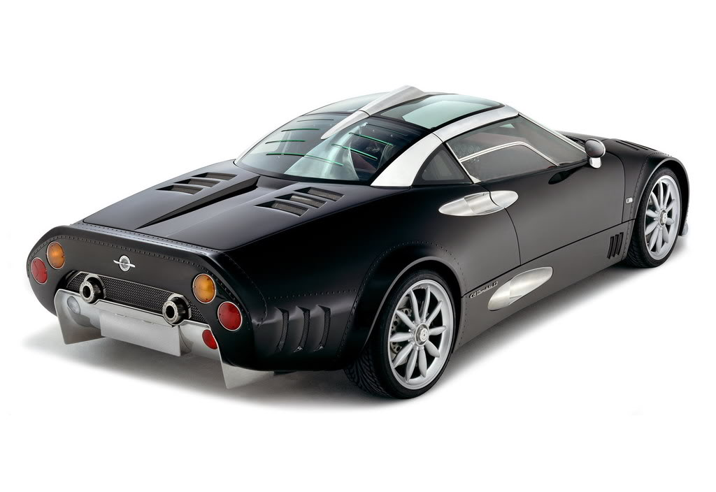 2005 Spyker C8 Double 12 S Spyder photo - 3
