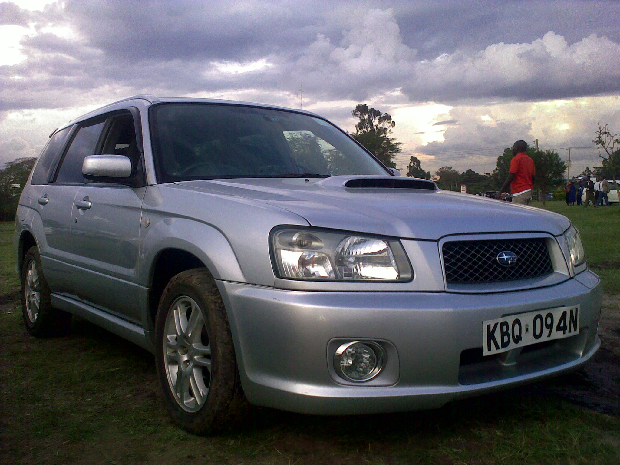 2005 Subaru Forester Cross Sports photo - 1