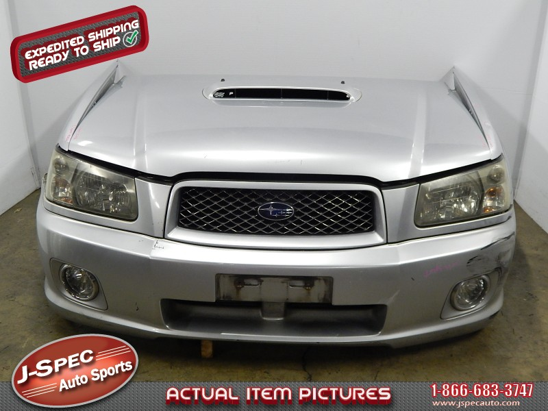 2005 Subaru Forester Cross Sports photo - 3