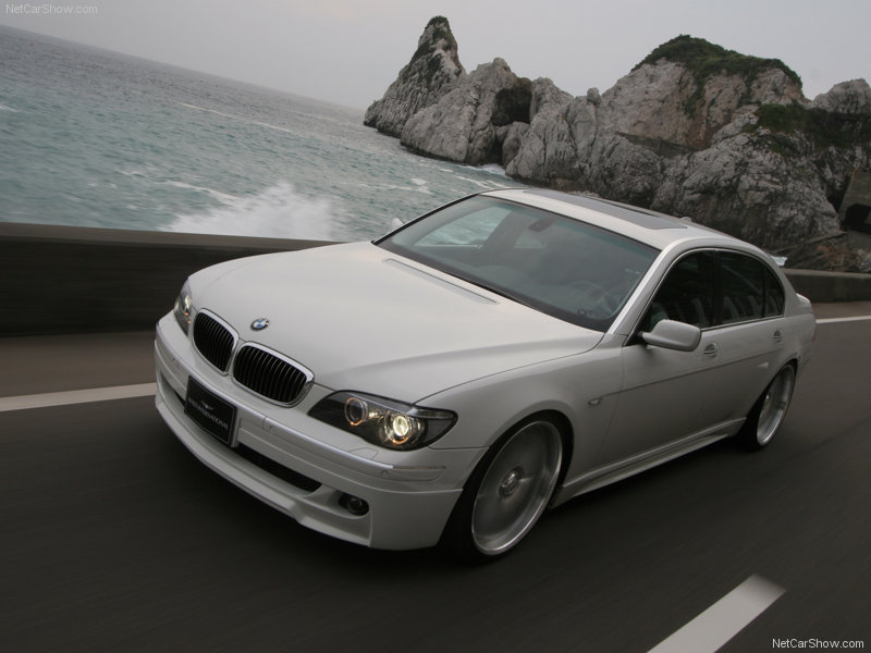 2005 Wald BMW 7 Series photo - 2