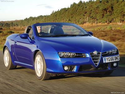 2006 Alfa Romeo Spider UK Version photo - 1