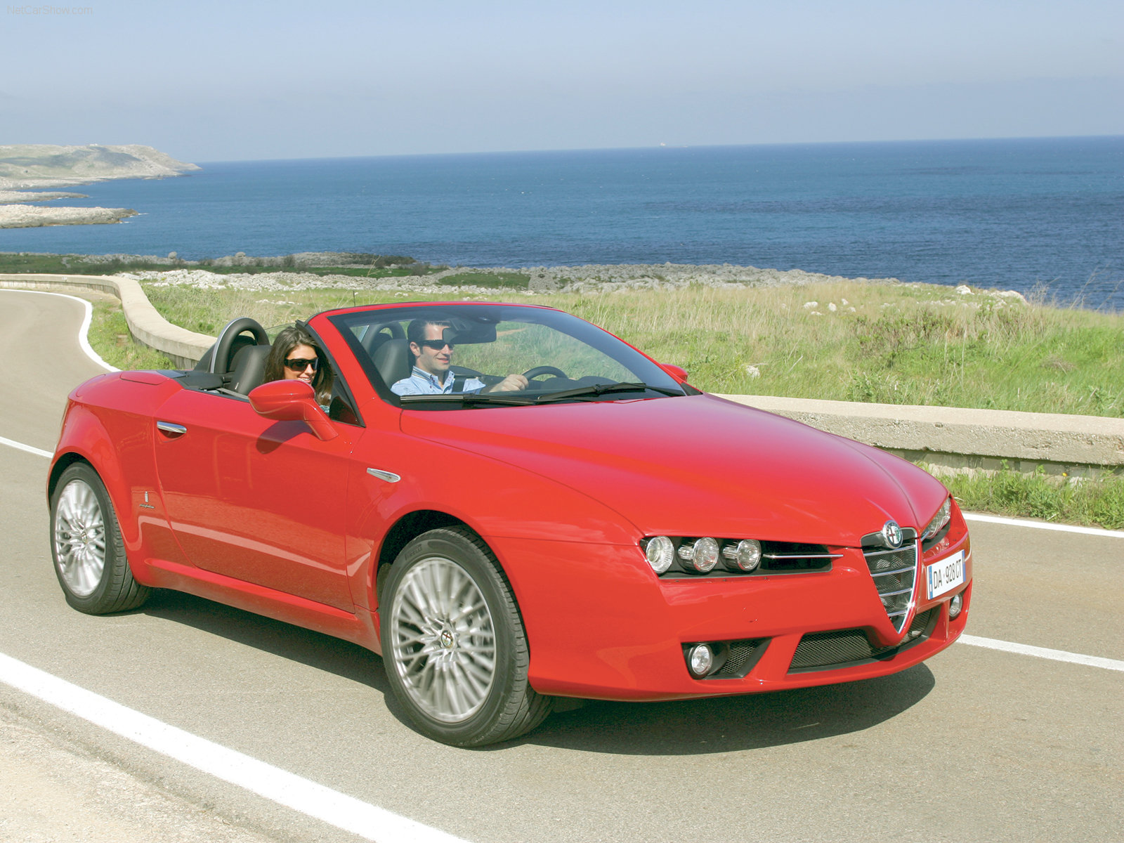 2006 Alfa Romeo Spider UK Version photo - 2