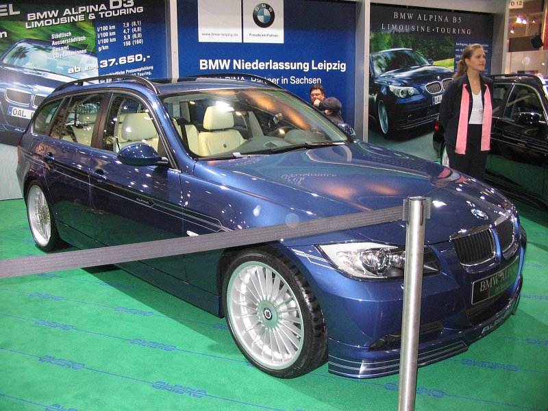 2006 Alpina Bmw D3 Car Photos Catalog 2018