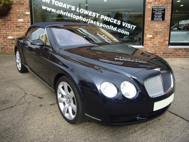 2006 Bentley Continental GTC photo - 2