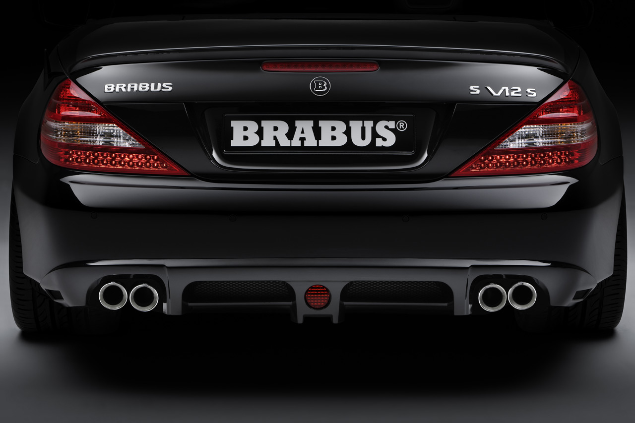 2006 Brabus SV12 S Biturbo Roadster photo - 1