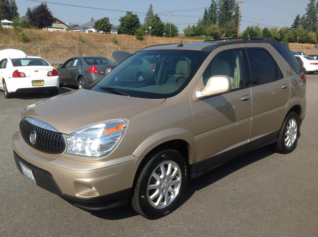 2006 buick rendezvous cxl car photos catalog 2017. Cars Review. Best American Auto & Cars Review
