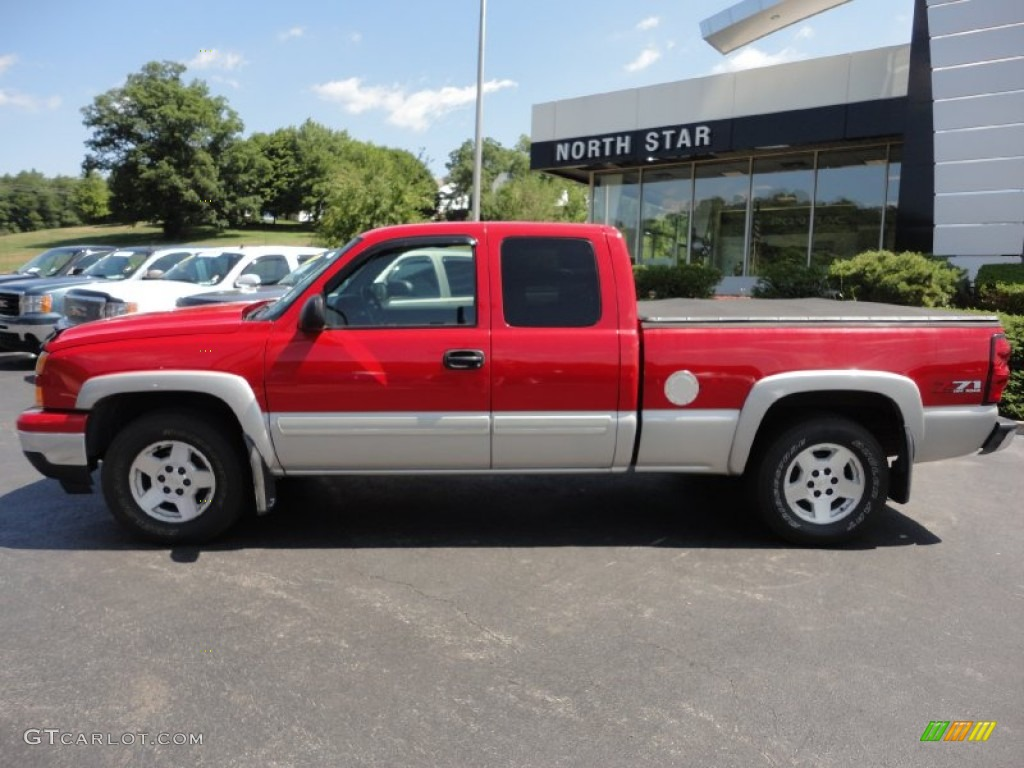 2006 Chevrolet Silverado Z71 Extended Cab photo - 1