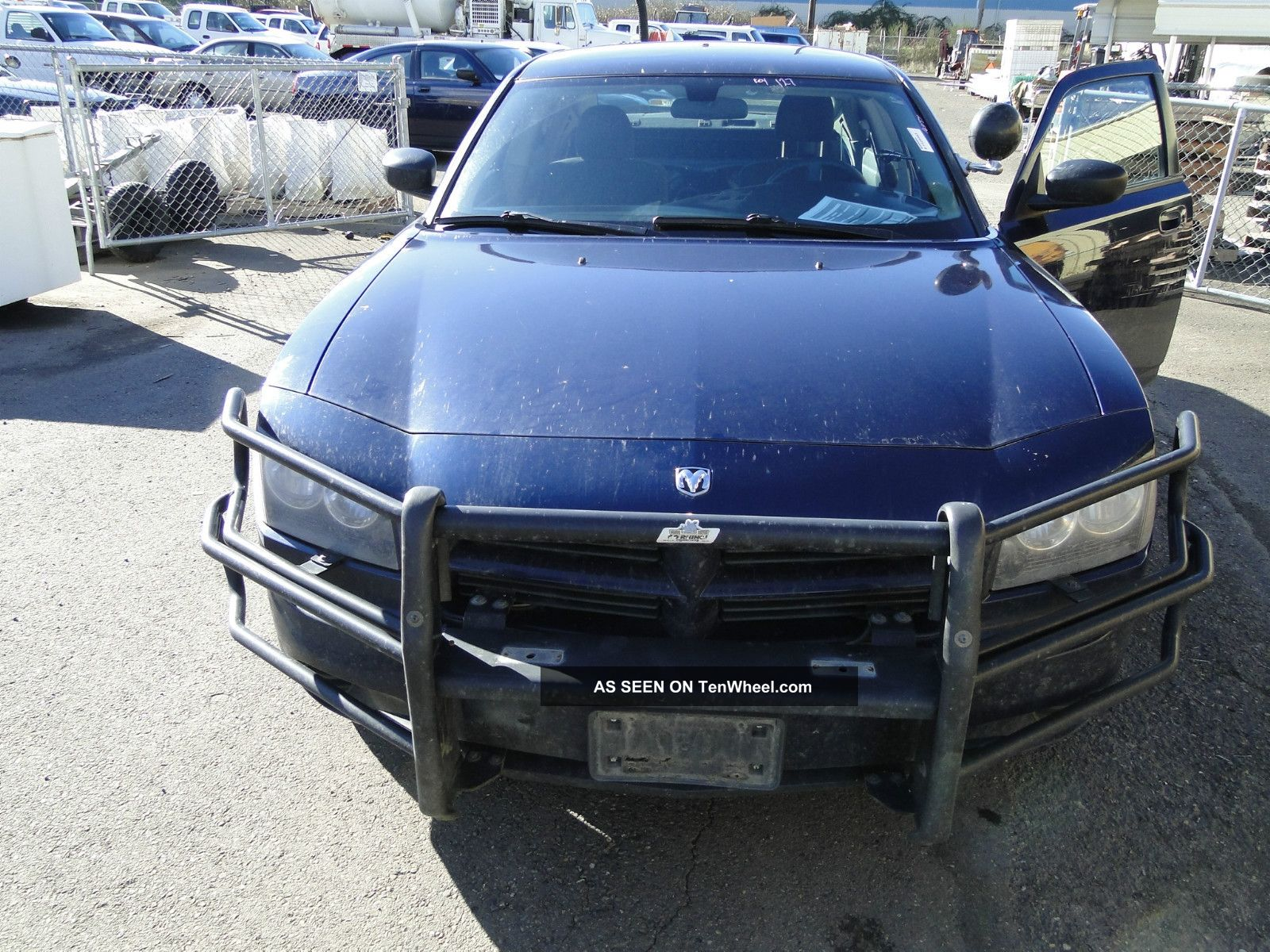 2006 Dodge Charger Police Vehicle photo - 1