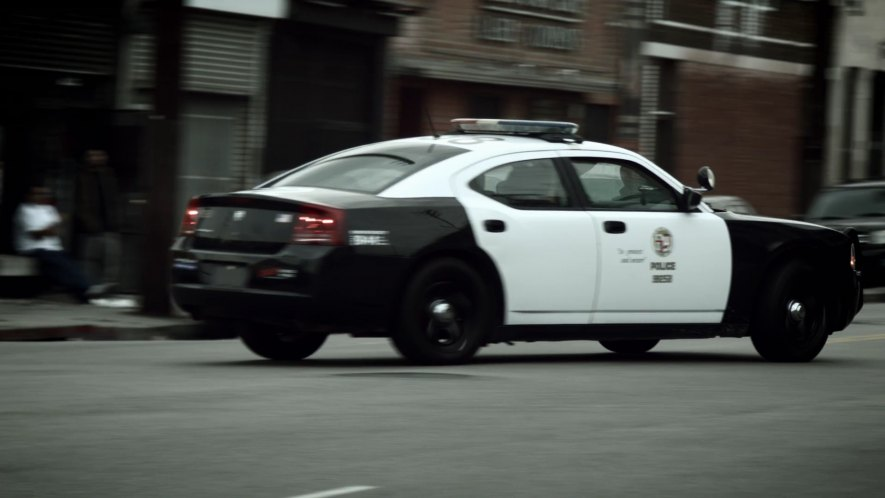2006 Dodge Charger Police Vehicle photo - 2