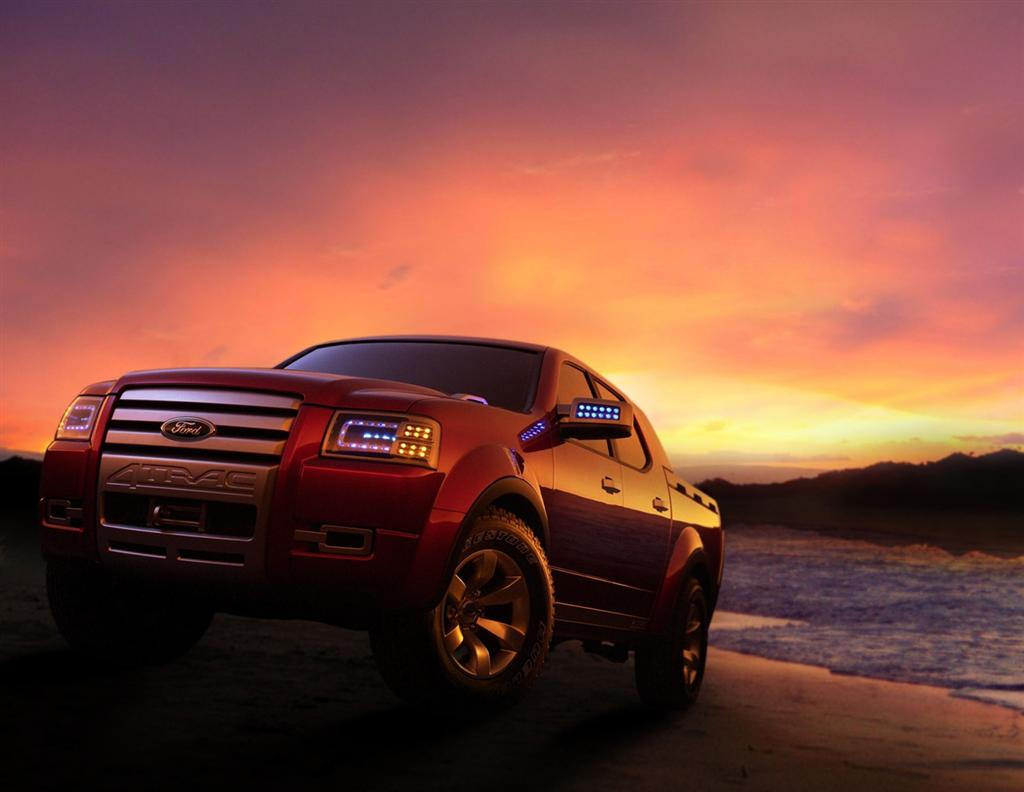 2006 Ford 4 Trac Concept photo - 1