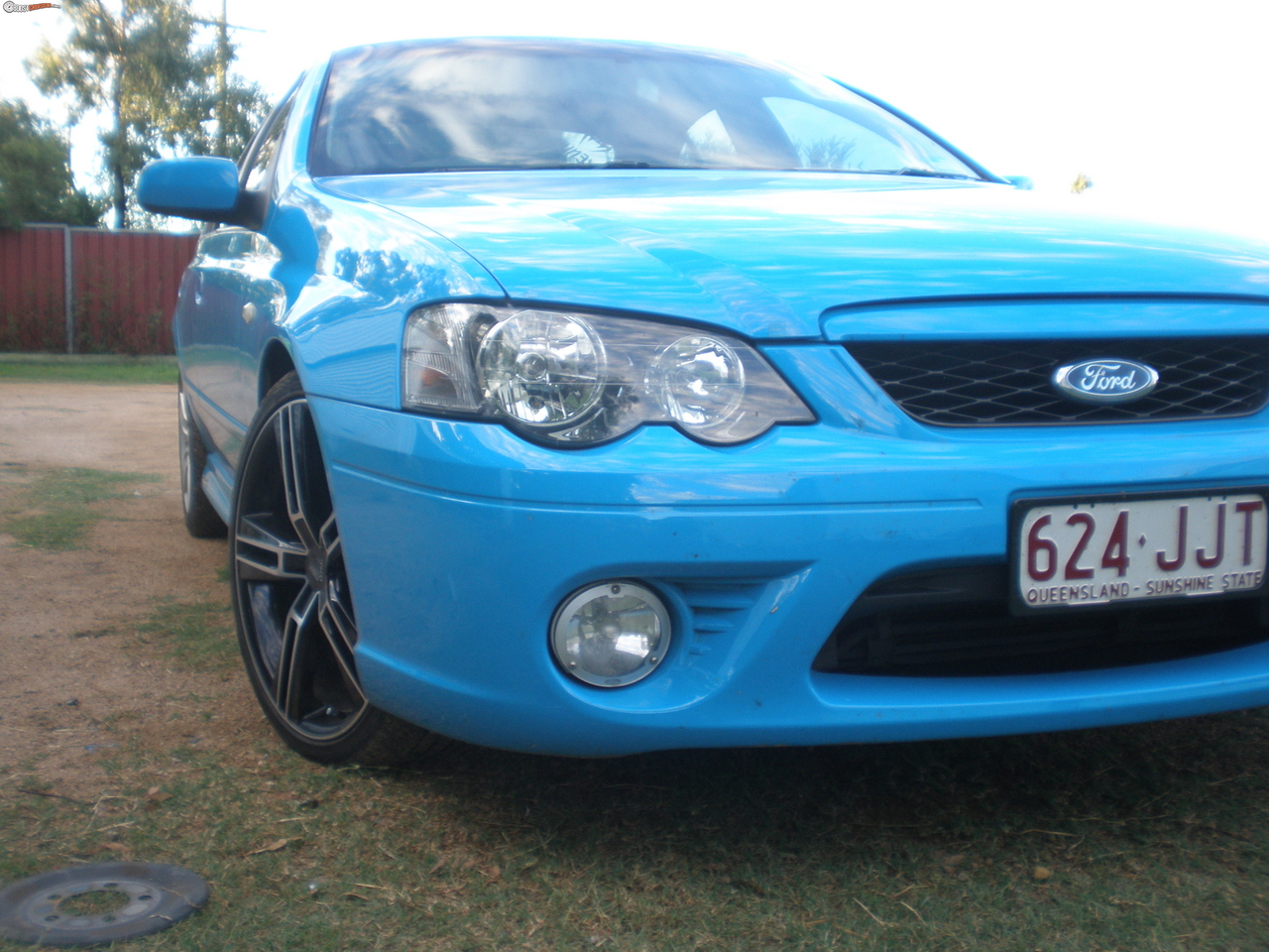 2006 Ford BF MkII Falcon XR8 photo - 2