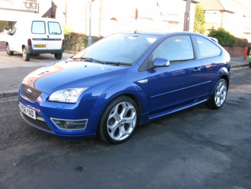 2006 Ford Focus ST photo - 2