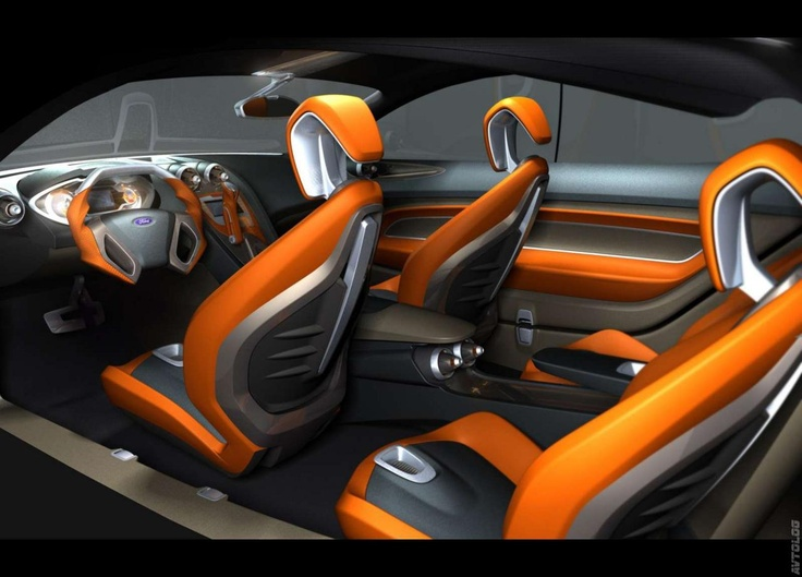 2006 Ford iosis Concept photo - 1