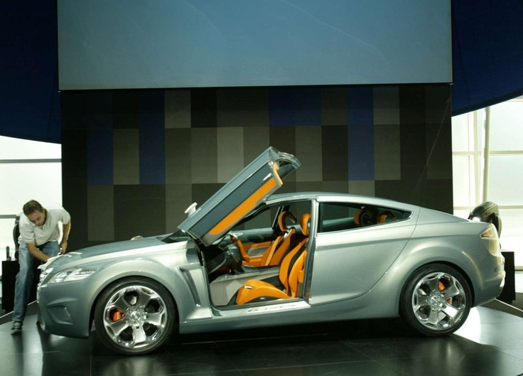 2006 Ford iosis Concept photo - 3