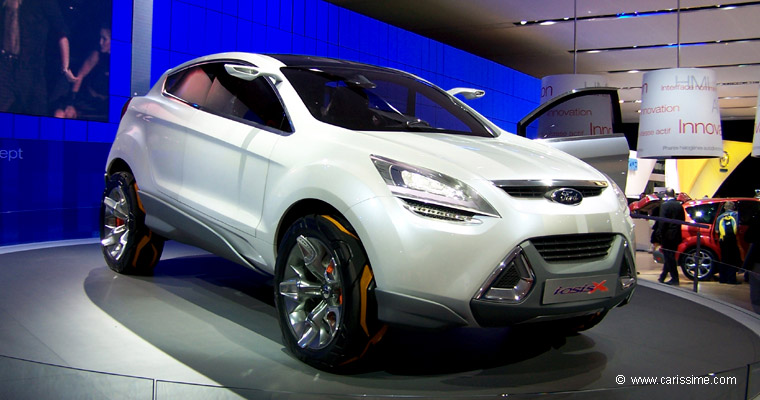2006 Ford iosis X Concept photo - 1