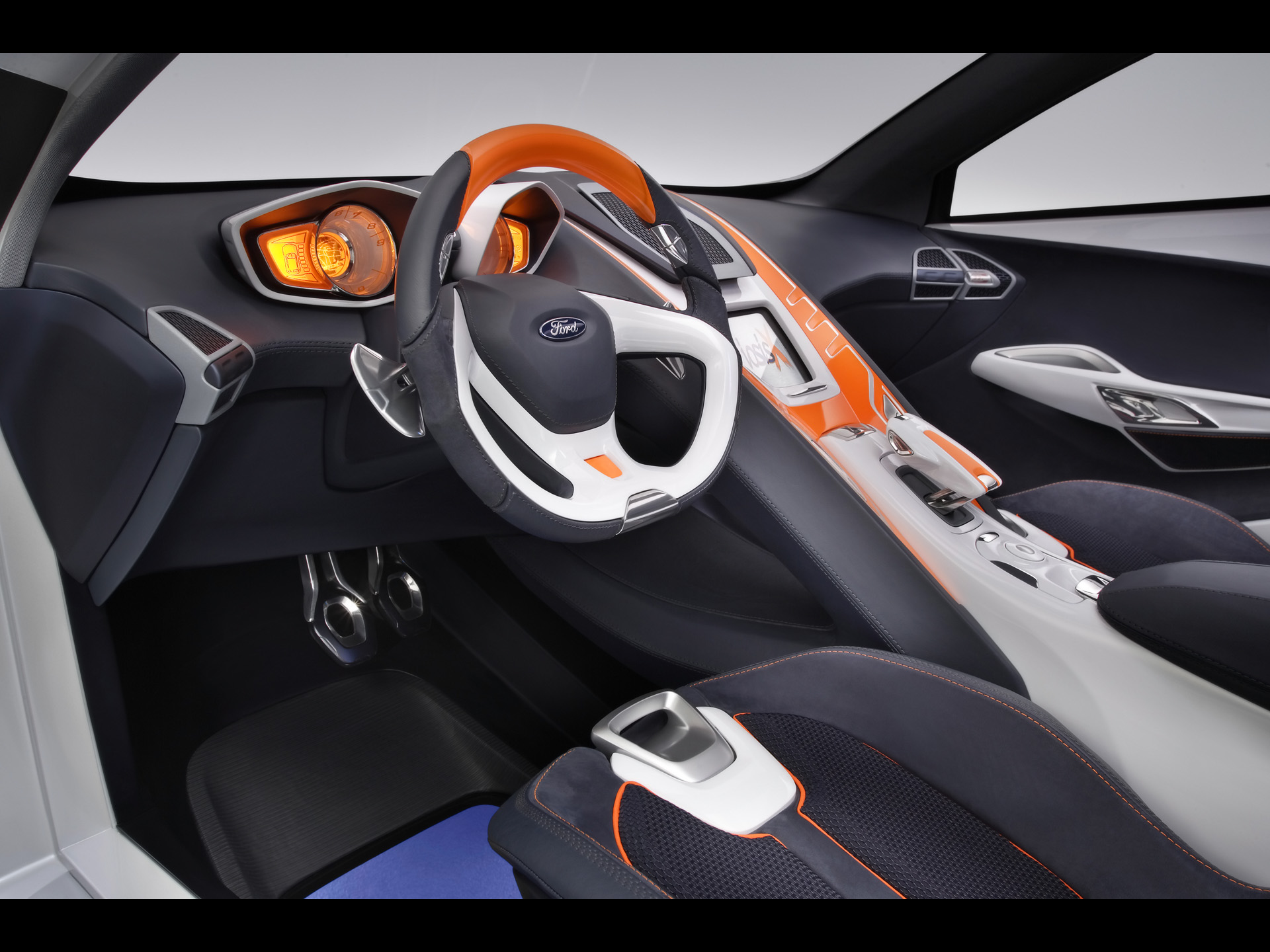 2006 Ford iosis X Concept photo - 3