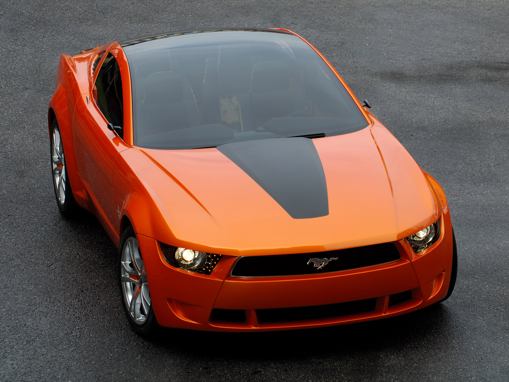 2006 Ford Mustang Giugiaro Concept photo - 3