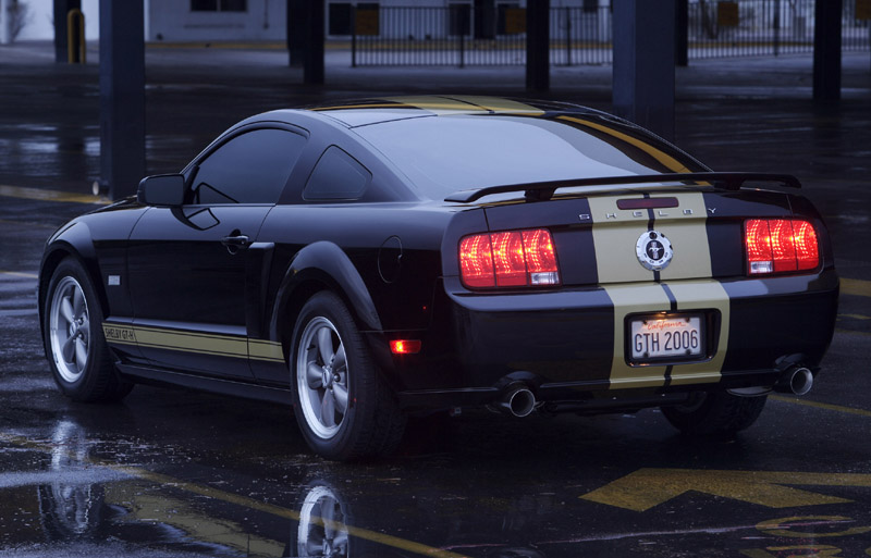 2006 Ford Mustang Shelby GT H photo - 1