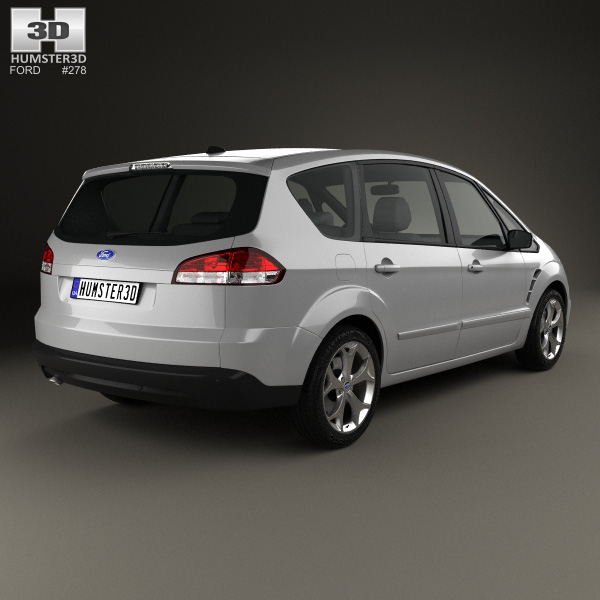 2006 Ford S MAX photo - 3