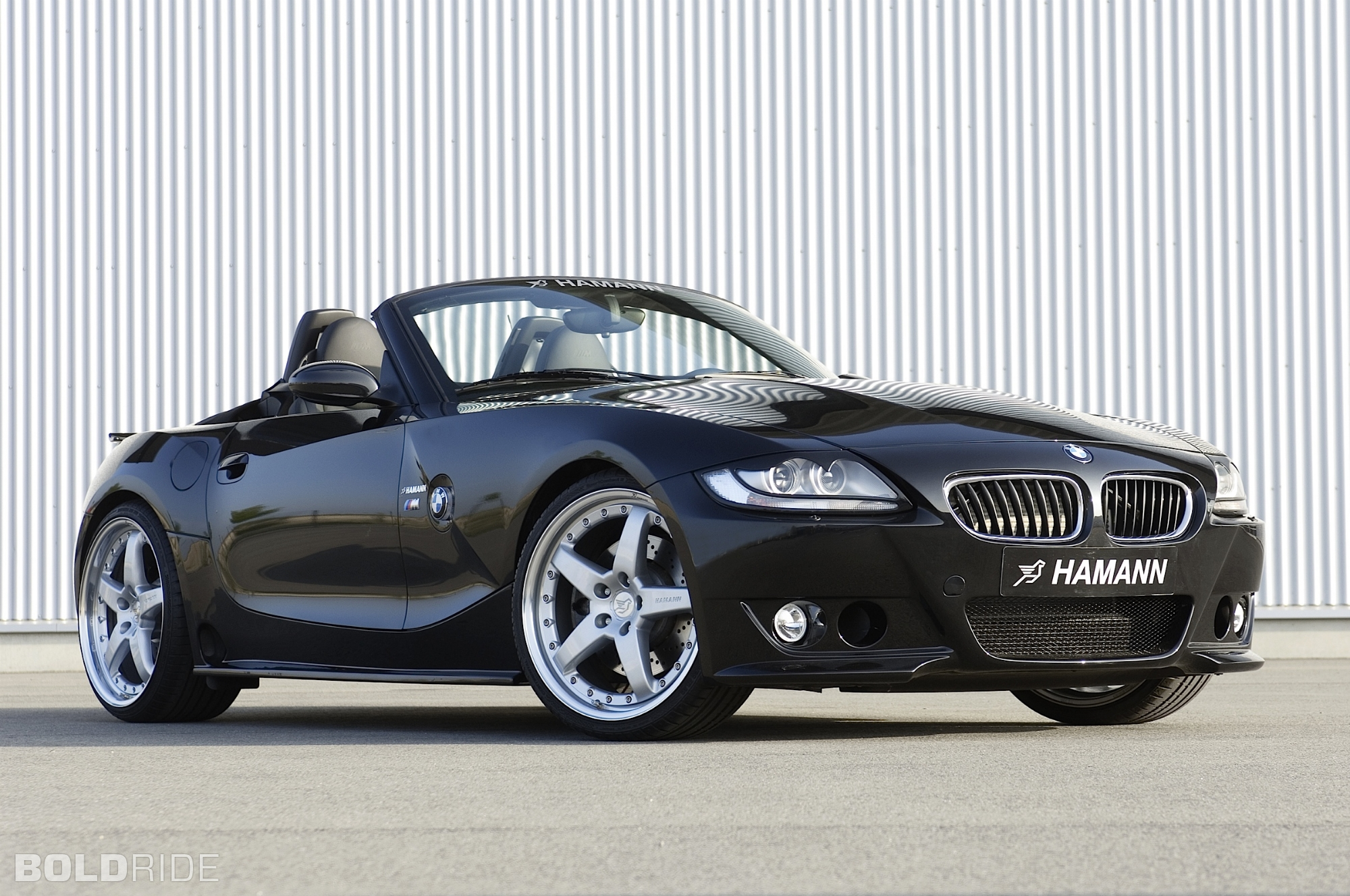 2006 Hamann Bmw Z4 M Coupe Car Photos Catalog 2018