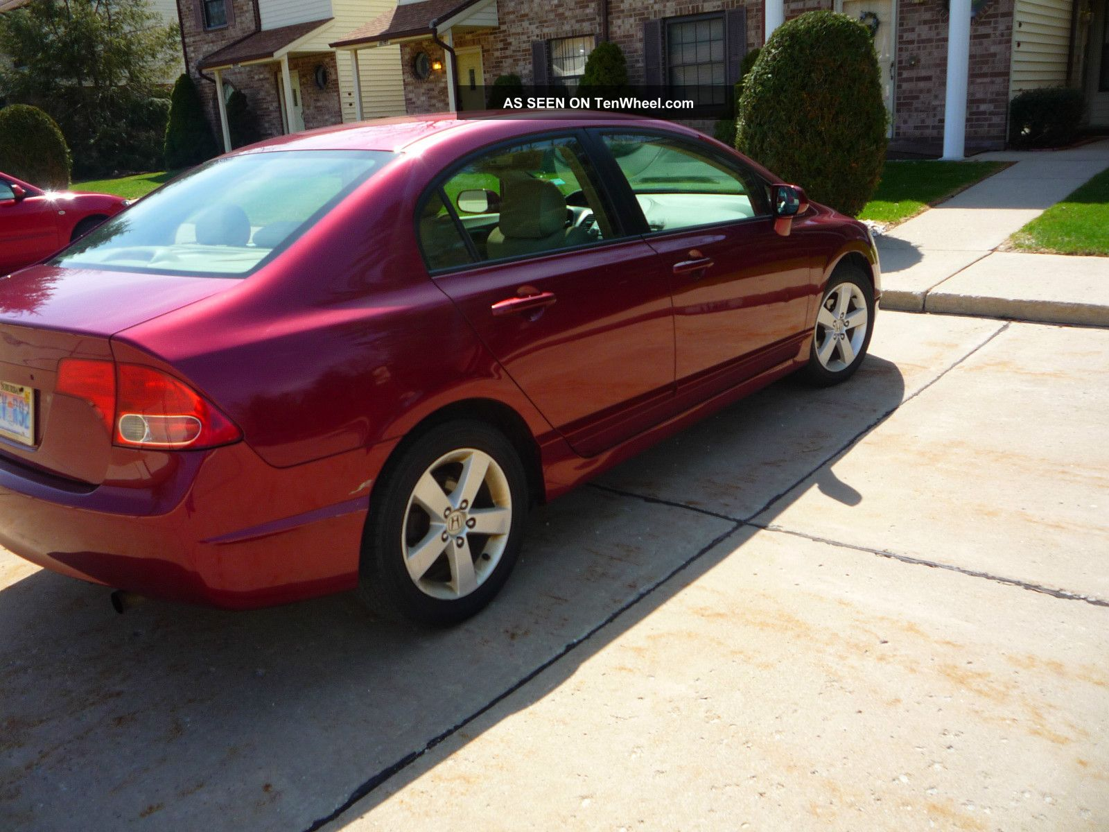 2006 Honda Civic Sedan photo - 2