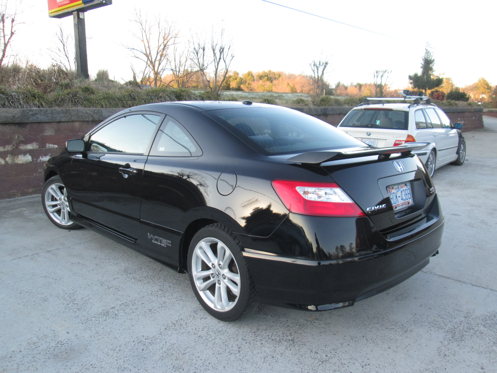 2006 Honda Civic Si photo - 1