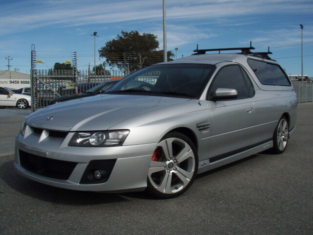 2006 HSV Z Series Maloo photo - 3