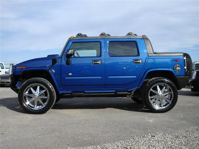 2006 Hummer H2 SUT Limited Edition photo - 1