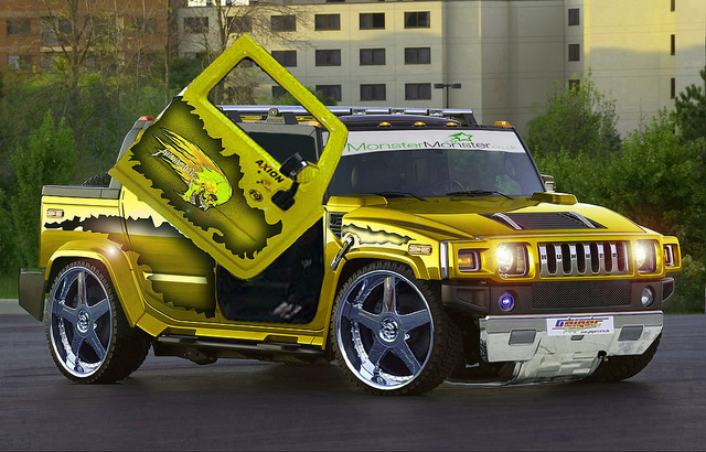 2006 Hummer H2 SUT Limited Edition photo - 3