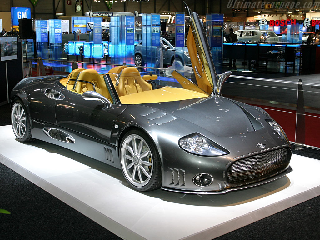 2006 Spyker C12 LaTurbie | Car Photos Catalog 2019