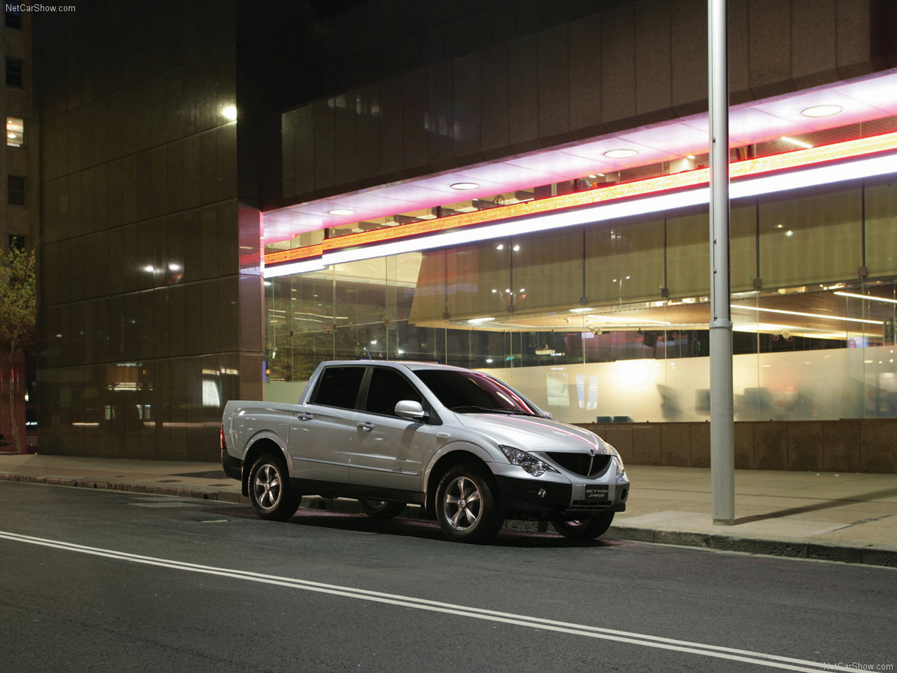 2006 SsangYong Actyon Sports photo - 2