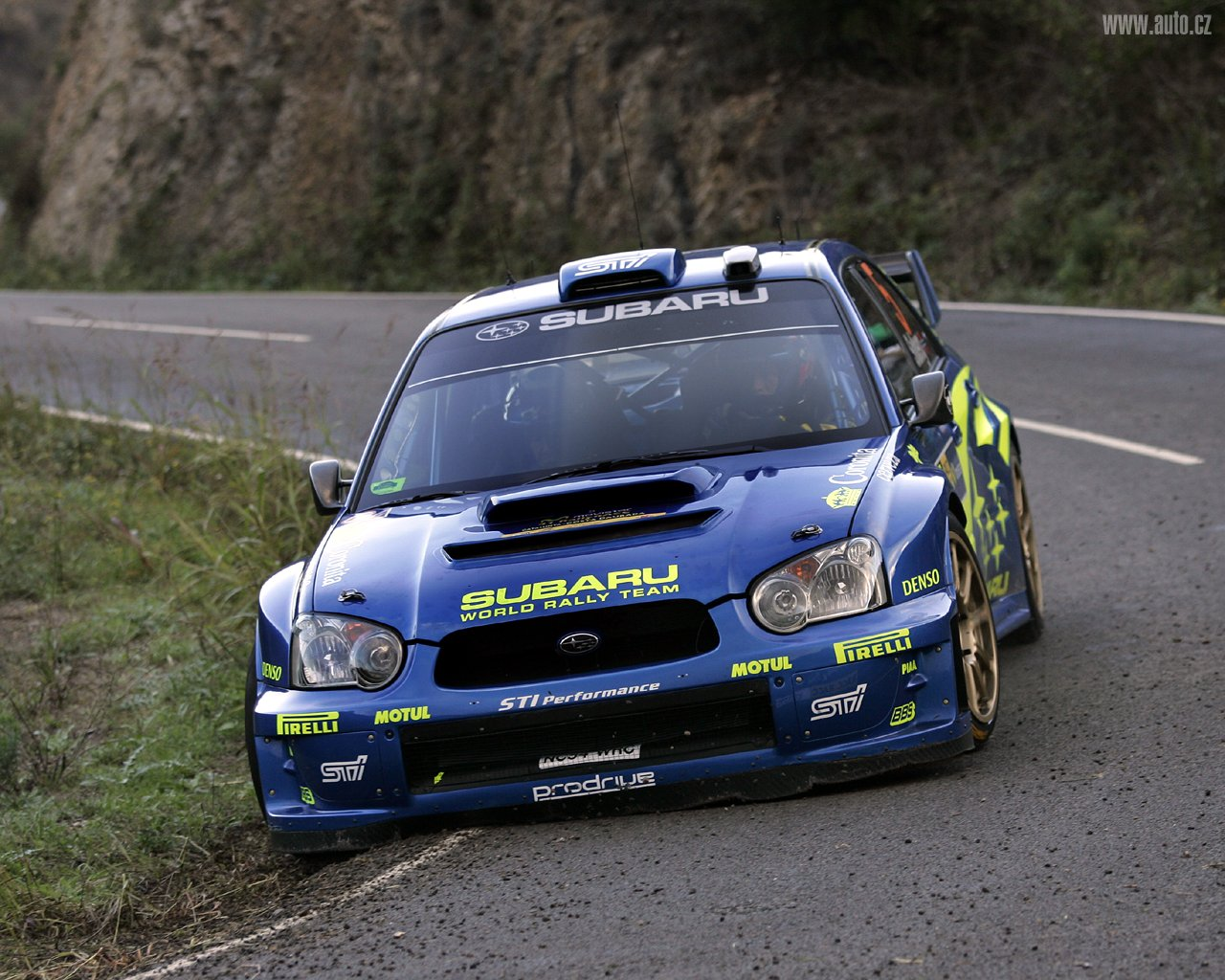2012 Subaru Sti >> 2006 Subaru Impreza WRC Prototype | Car Photos Catalog 2019