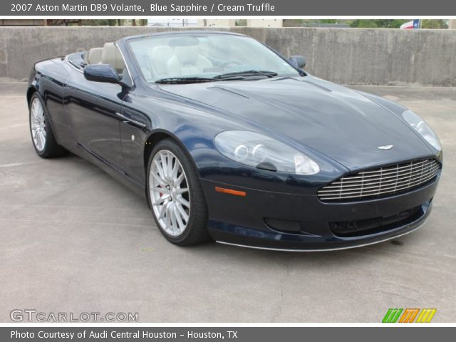 2007 Aston Martin DB9 photo - 3