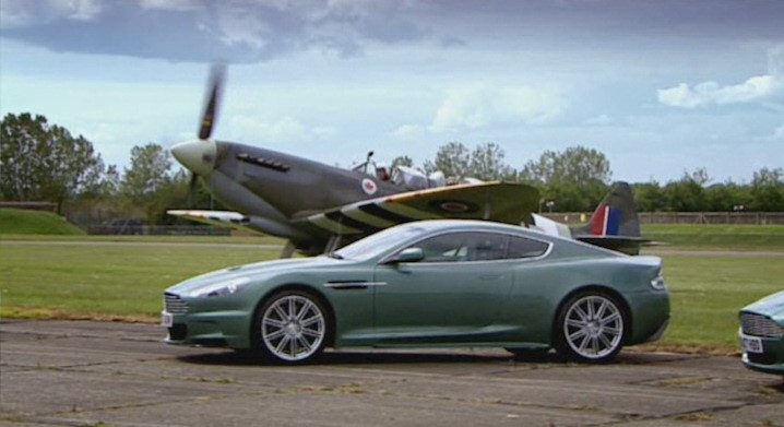 2007 Aston Martin DBS photo - 2
