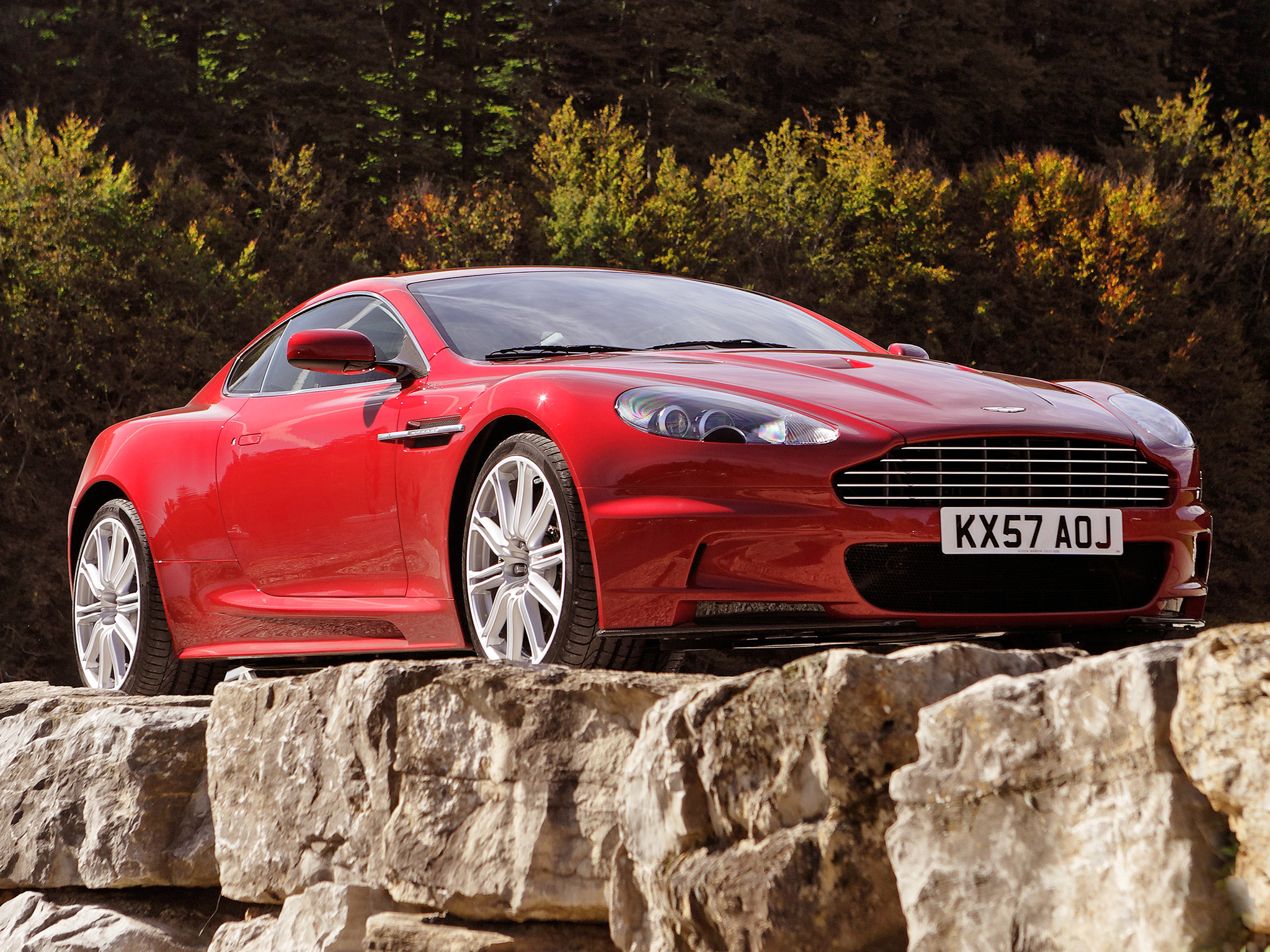 2007 Aston Martin DBS photo - 3